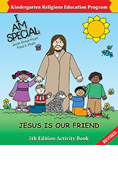 I Am Special Kindergarten, Rev. Activity Book