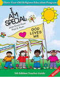 I Am Special 3-Year-Old, 5th Edition, Revised Activity Book