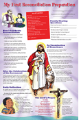 First Reconciliation Family Poster