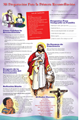First Reconciliation Family Poster, Spanish
