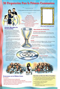 First Communion Family Poster, Spanish